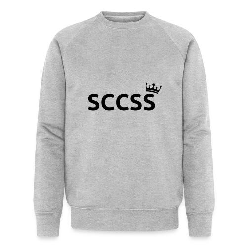 SCCSS - Mannen bio sweatshirt
