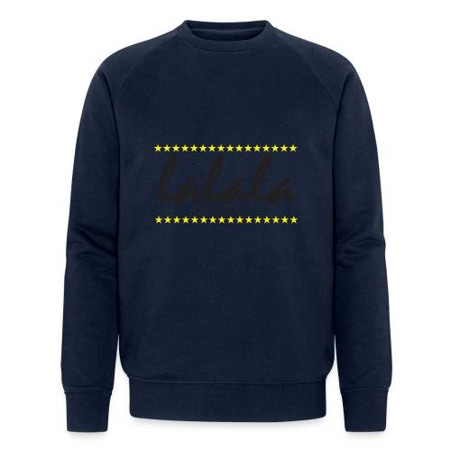 Lalala - Männer Bio-Sweatshirt von Stanley & Stella