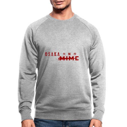 Osaka Mime Logo - Men's Organic Sweatshirt