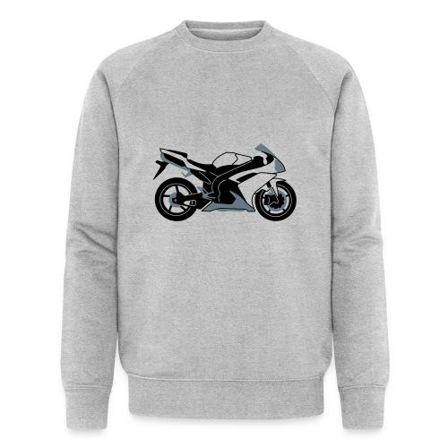 R1 07-on V2 - Men's Organic Sweatshirt