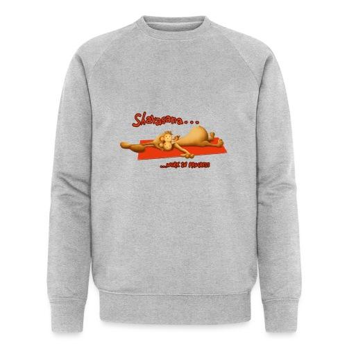 Time for Shavasana - Männer Bio-Sweatshirt von Stanley & Stella