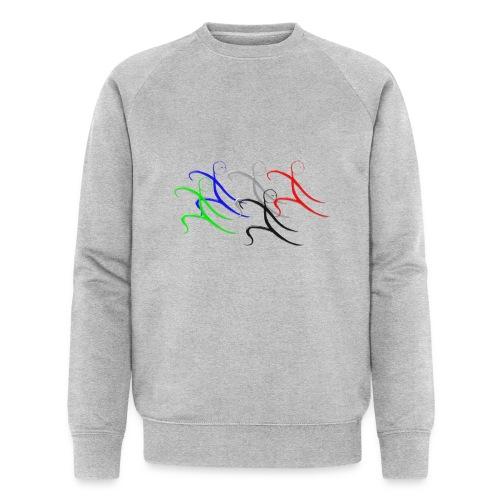 Tai Chi Gruppe - Männer Bio-Sweatshirt von Stanley & Stella