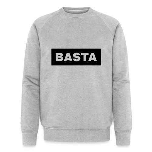 Basta Rechteck - Men's Organic Sweatshirt by Stanley & Stella