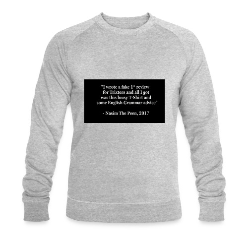 NasimPeen - Men's Organic Sweatshirt by Stanley & Stella