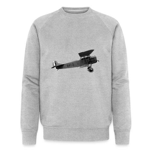 Paperplane - Men's Organic Sweatshirt by Stanley & Stella