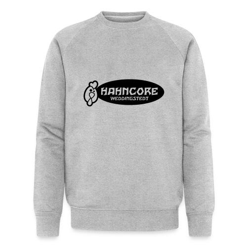 hahncore_sw_nur - Männer Bio-Sweatshirt von Stanley & Stella
