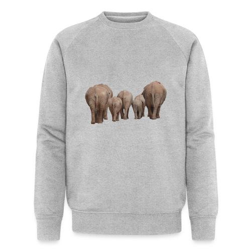 elephant 1049840 - Felpa ecologica da uomo