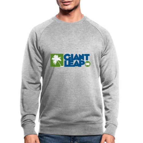 palme - Männer Bio-Sweatshirt