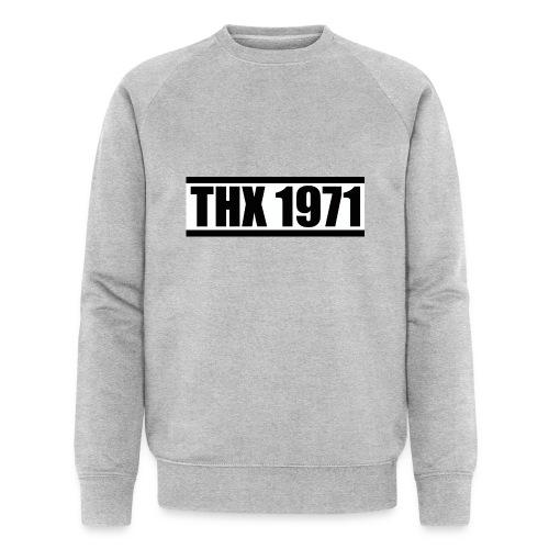 logoSCHRIFTTHX03 - Männer Bio-Sweatshirt von Stanley & Stella