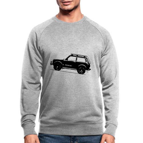 Lada Niva 2121 Russin 4x4 - Männer Bio-Sweatshirt