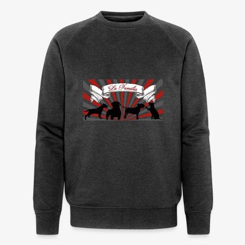 La Familia - Männer Bio-Sweatshirt von Stanley & Stella