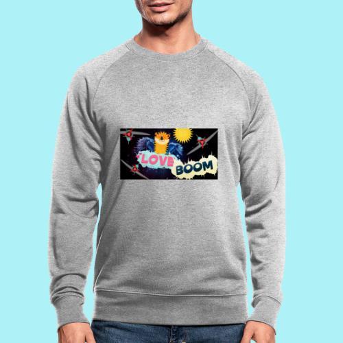 Tigre volant - Sweat-shirt bio