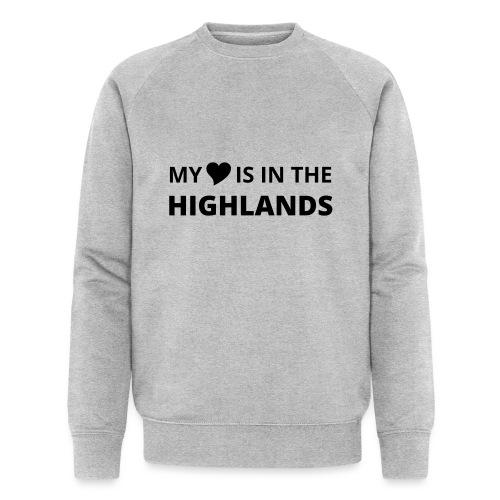 Männer Poloshirt slim Highlands - Männer Bio-Sweatshirt von Stanley & Stella