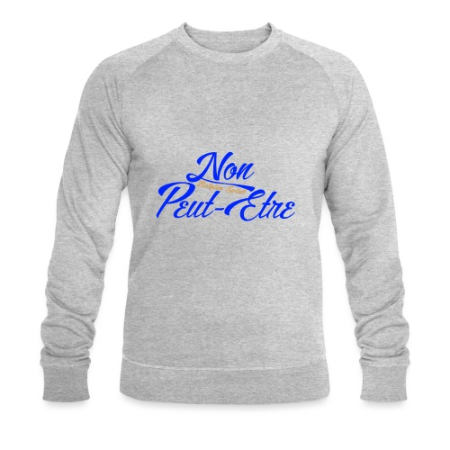 BELGIAN-NONPEUTETRE - Sweat-shirt bio Stanley & Stella Homme