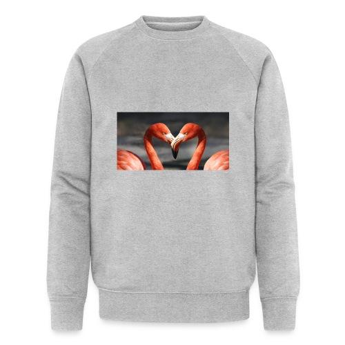 flamingo - Männer Bio-Sweatshirt von Stanley & Stella