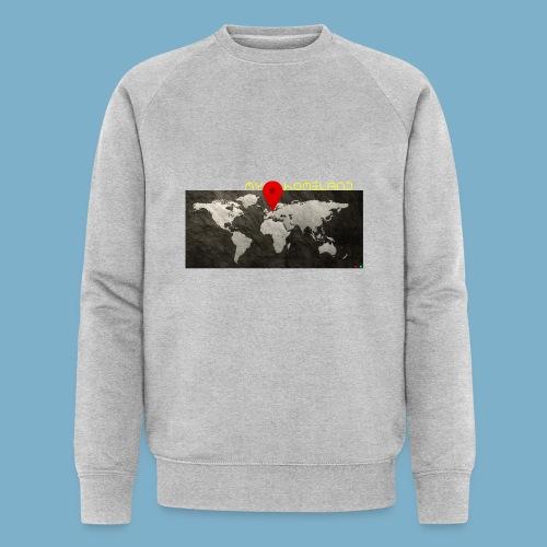 homeland my base - Männer Bio-Sweatshirt von Stanley & Stella