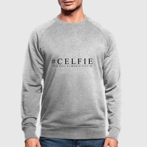 CELFIE - Økologisk sweatshirt til herrer