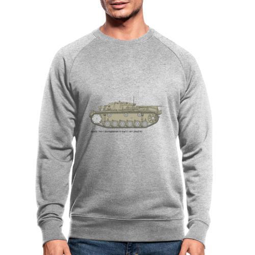 Stug III Ausf D. - Männer Bio-Sweatshirt von Stanley & Stella