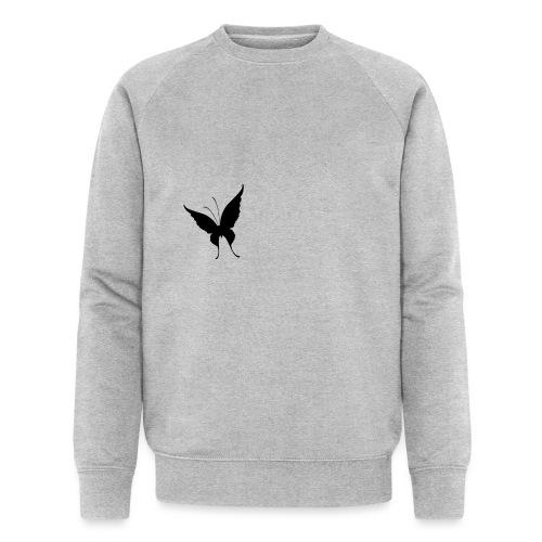 Schmetterling - Männer Bio-Sweatshirt von Stanley & Stella