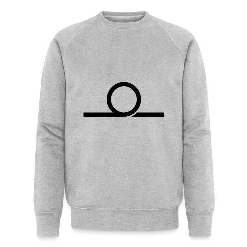 WHEEL LONG png - Men's Organic Sweatshirt by Stanley & Stella