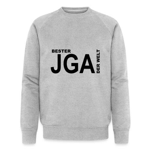 Bester JGA der Welt - Männer Bio-Sweatshirt von Stanley & Stella