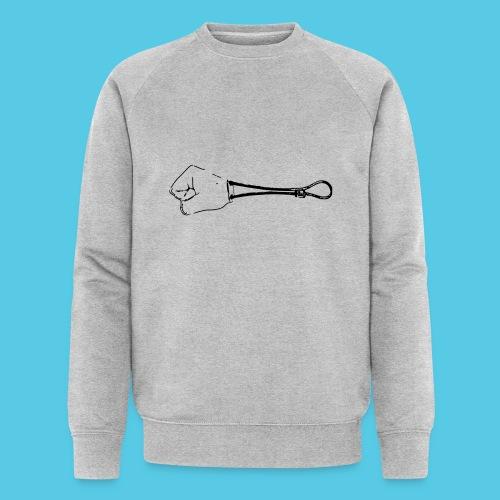 Klemm Hoddy Faust - Männer Bio-Sweatshirt von Stanley & Stella
