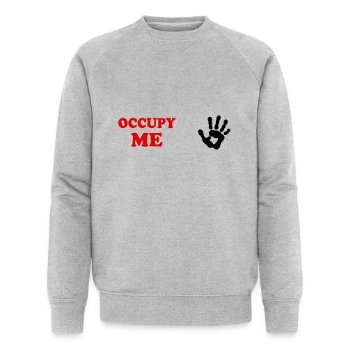 hand r2 - Men's Organic Sweatshirt by Stanley & Stella