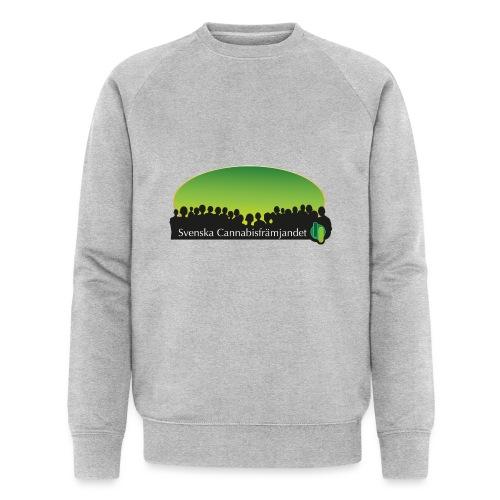 Svenska Cannabisfrämjandet - Ekologisk sweatshirt herr från Stanley & Stella