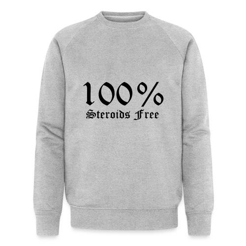 100% bez sterydów - Ekologiczna bluza męska Stanley & Stella