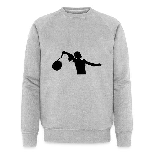 tennis silouhette 6 - Sweat-shirt bio Stanley & Stella Homme