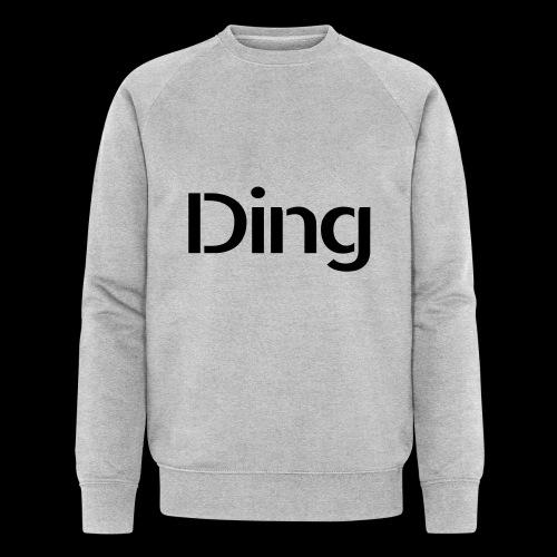 Ding - Männer Bio-Sweatshirt von Stanley & Stella