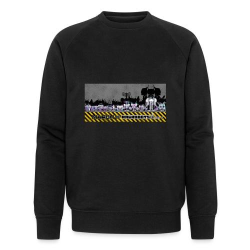 #MarchOfRobots ! LineUp Nr 2 - Økologisk sweatshirt til herrer