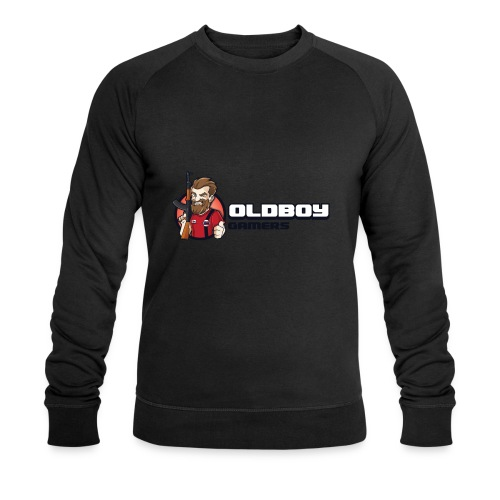 Oldboy Gamers Fanshirt - Økologisk sweatshirt for menn