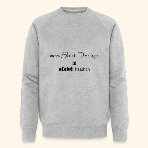 test_shop_design - Männer Bio-Sweatshirt von Stanley & Stella