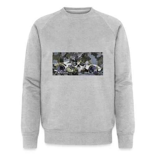 calavera style - Men's Organic Sweatshirt