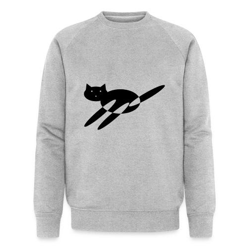 Meow?! - Mannen bio sweatshirt