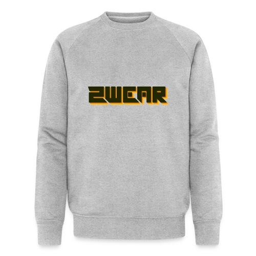 2wear Logo Style - Økologisk sweatshirt til herrer