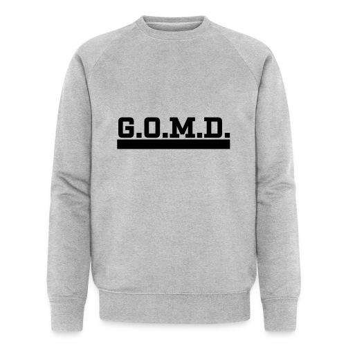 G.O.M.D. Shirt - Männer Bio-Sweatshirt