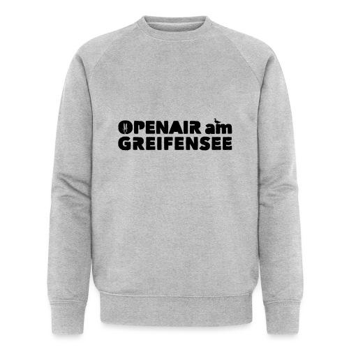 Openair am Greifensee 2018 - Männer Bio-Sweatshirt