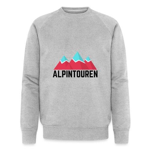Alpintouren - Männer Bio-Sweatshirt von Stanley & Stella