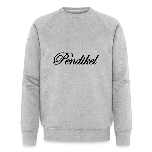 Pendikel Schriftzug (offiziell) Buttons & - Männer Bio-Sweatshirt