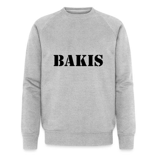 bakis - Men's Organic Sweatshirt by Stanley & Stella