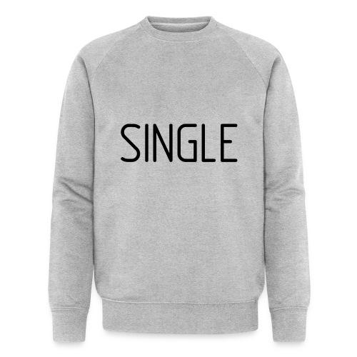 Single - Männer Bio-Sweatshirt von Stanley & Stella