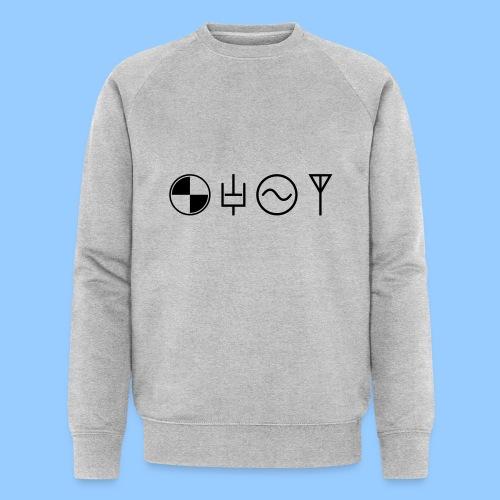 EngSchem - Men's Organic Sweatshirt by Stanley & Stella