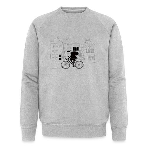 Santa is Coming - Men's Organic Sweatshirt