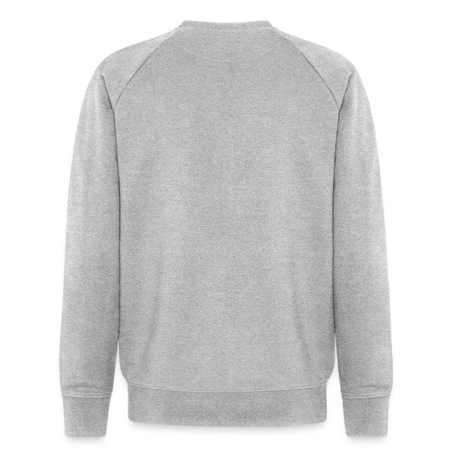 Vorschau: simple man pferd - Männer Bio-Sweatshirt