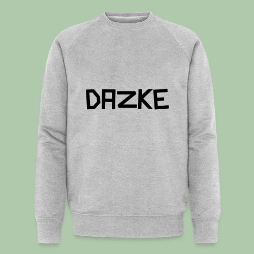 dazke_bunt - Männer Bio-Sweatshirt