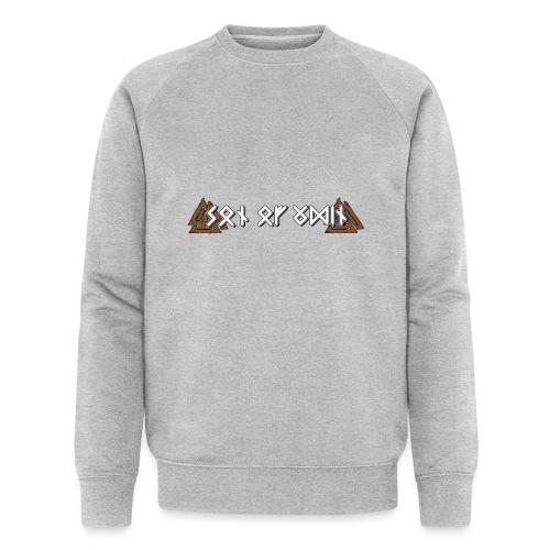 SON OF ODIN mit Rückendruck - Männer Bio-Sweatshirt von Stanley & Stella