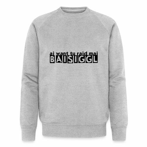 BAISIGGL - Männer Bio-Sweatshirt von Stanley & Stella