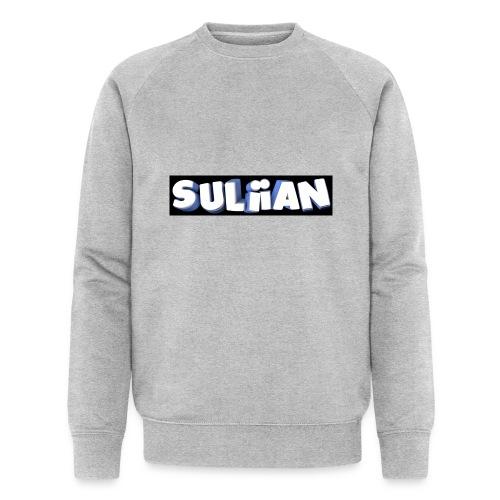 Suliian -Schrift 1 - Männer Bio-Sweatshirt